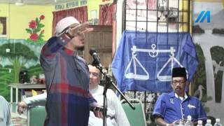 #PRKSgLimau - UFB - Komen Brunei Laksana Hudud