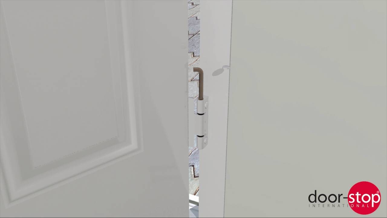 Door Stop How To Video How To Adjust A Challenger