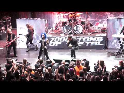 70000 Tons of Metal - Kamelot - March of Mephisto