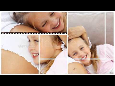 slideshow photo album sliding over a big wall after effects, Presentation templates
