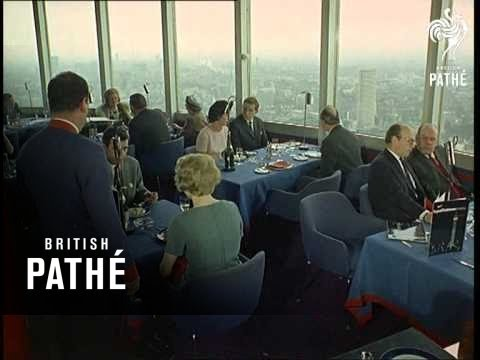 Top Of The Tower Aka GPO Tower (1967)