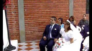 NOTISAN presenta matrimonio alexander lucero video1