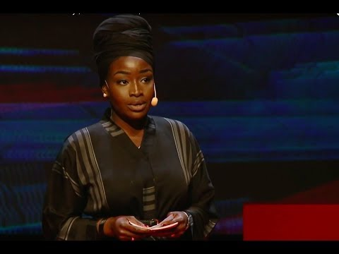 Normalizing Silence in Swedish Society | Lovette Jallow | TEDxUmeå