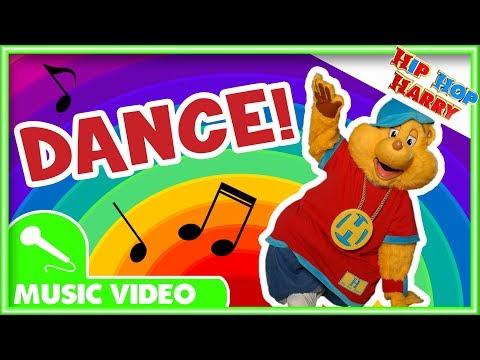 Let's Dance! | Nursery Rhyme Compilation | Hip Hop Harry