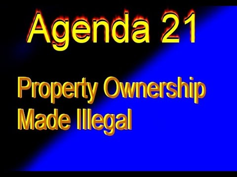 Agenda 21 Simplified