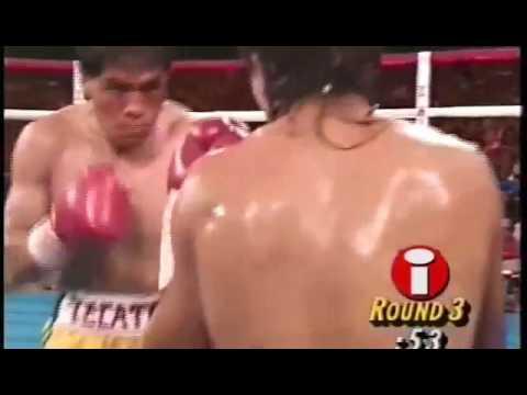Michael carbajal vs humberto González