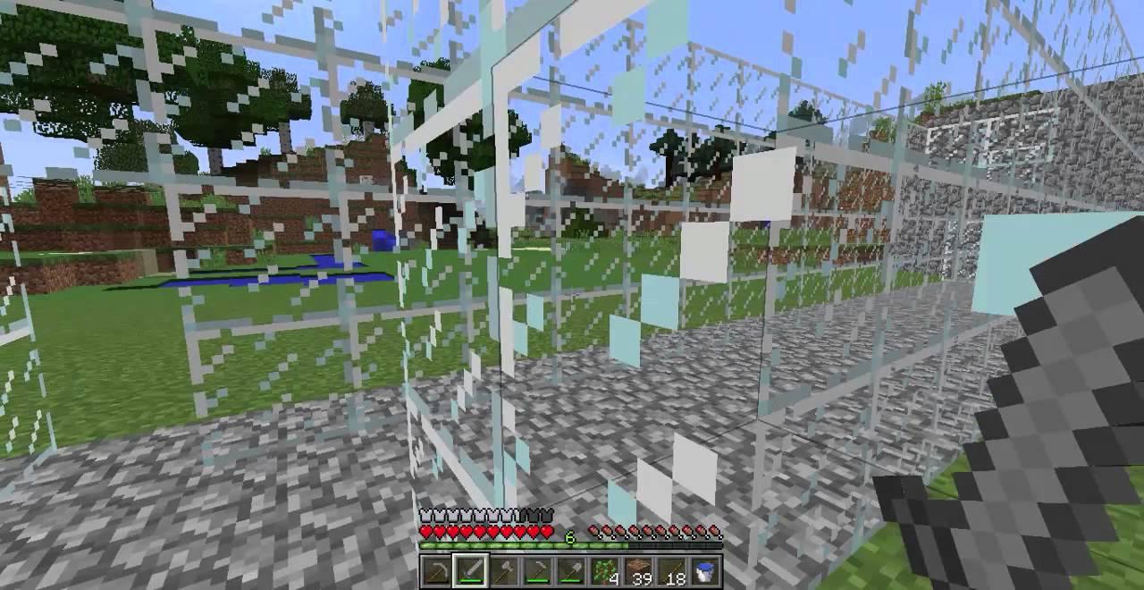 minecraft 5° parte continuiamo il giardino zen - YouTube