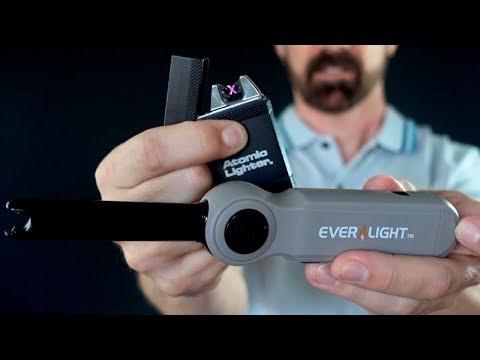 Double Review: Atomic Lighter vs Ever Light