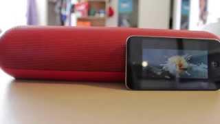 SoundLogic XT XTRA Large Bluetooth Capsule Speaker Review