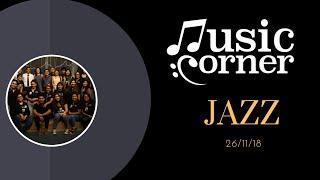 """PG 1 """"Music Corner"""" - Jazz para dos"""