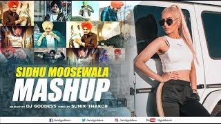 Sidhu Moosewala Mashup | DJ Goddess Remix | Sunix Thakor