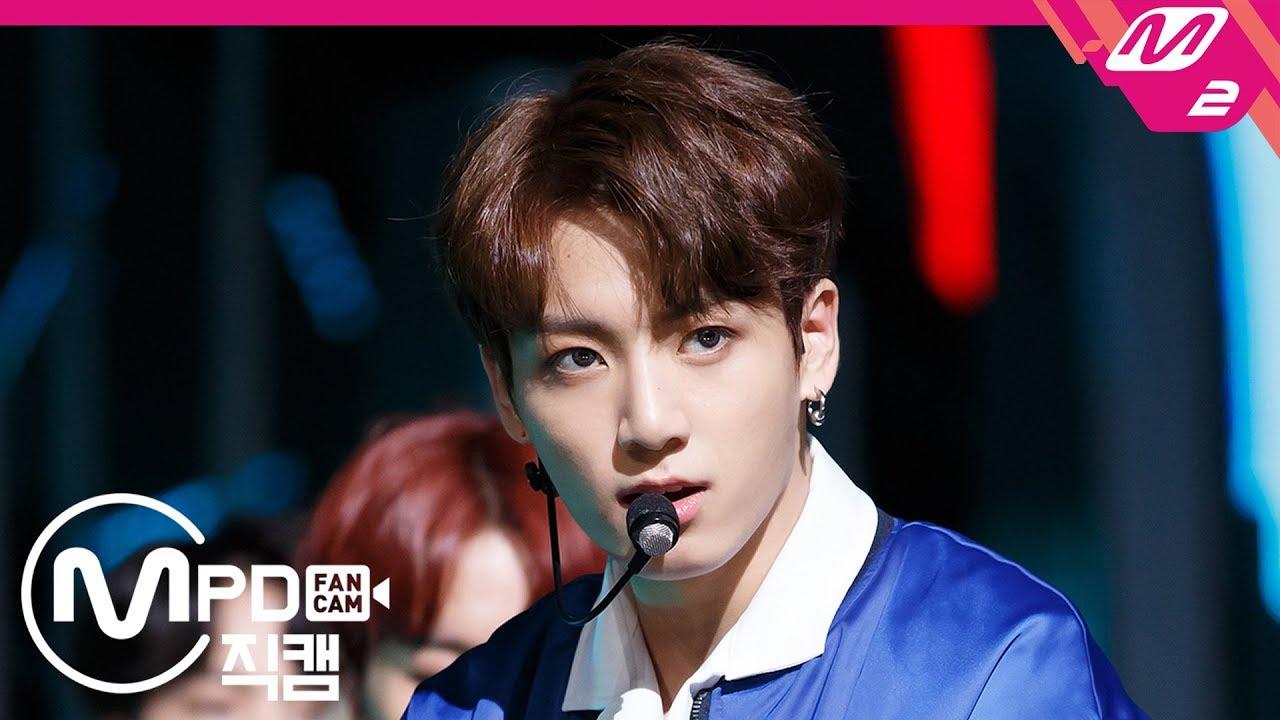 [MPD직캠] 방탄소년단 정국 직캠 DNA BTS JUNGKOOK Fancam @엠카운트다운_170928