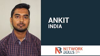 ankit ccie security speaks about network bulls after placement