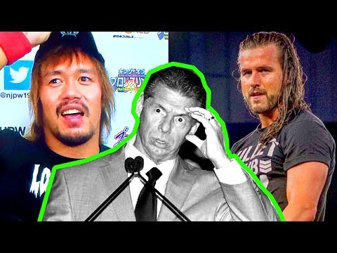 WHAT'S NEXT FOR NJPW? ADAM COLE UPDATE! WWE DATA LEAK?  (DIRT SHEET Pro Wrestling News Ep. 50)