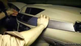 Перетяжка салона кожей. АвтоХит(http://autohit.biz Комплексное переоборудование микроавтобусов из грузовых в пассажирские. Обшив салонов, перетяж..., 2014-05-12T11:21:35.000Z)