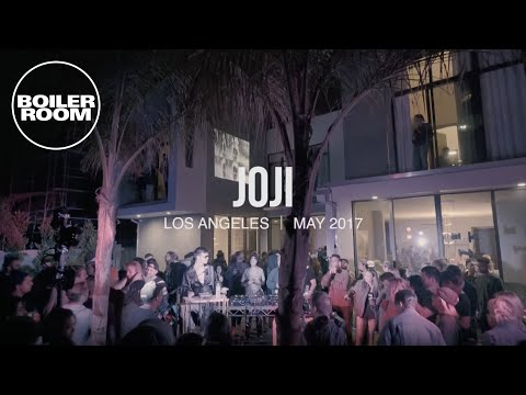 Joji - Live At Boiler Room, Los Angeles 2017 (Full Show)