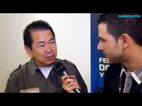 Yu Suzuki - Gamelab 2014 interview [Shenmue 3, Arcade / Sega golden years]