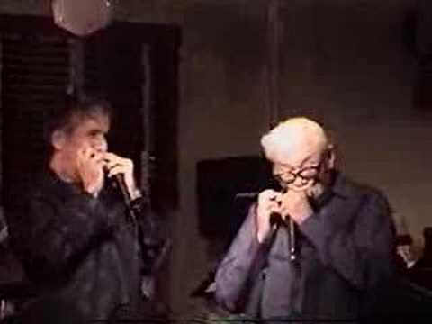 Toots Thielemans and Randy Singer