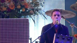 The Killers - Tranquilize @ Oxegen Festival 2009 HD