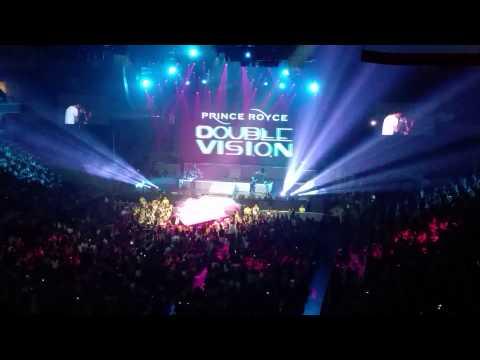 Prince Royce - Lucky One - (Live)