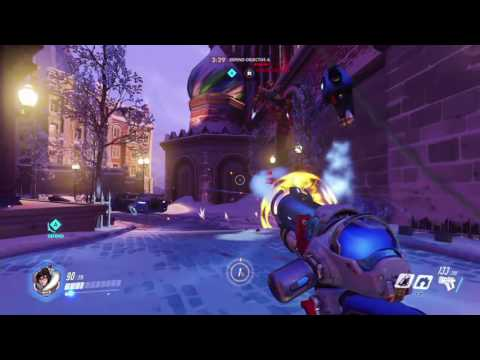 June 2016 Patron MP Event: Overwatch pt5 - Chilling Them Out