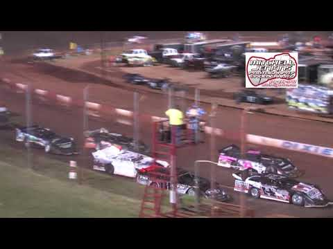 Dixie Speedway Crate Late Model Feature 10/01/2016