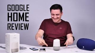 UNBOXING & REVIEW - Google Home - Boxa cu inteligență artificială!