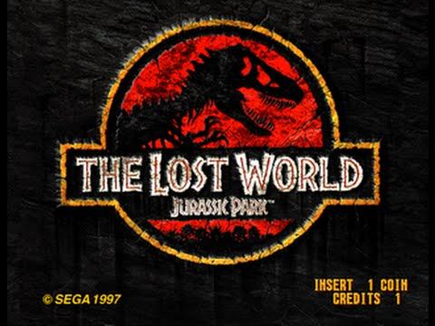 The Lost World (Arcade) playthrough