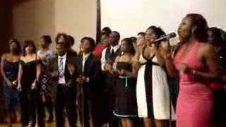 "UTSA Gospel Choir - ""Press Toward the Mark"" - Blk Heritage"
