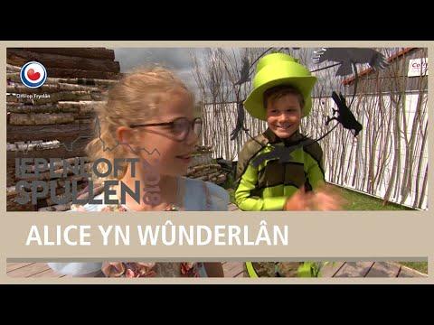 REPO: openluchtspel Oosterwierum, Alice yn Wûnderlân