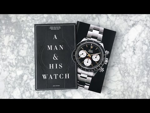 Friday Live: Ep. 22 – Talking About The New Book 'A Man and His Watch' With Author Matt Hranek