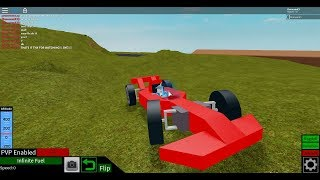 How to make a Formula F1 (Roblox Plane Crazy)
