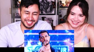 SECRET SUPERSTAR | Aamir Khan | Trailer Reaction!