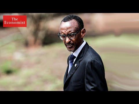 Rwanda's eternal president, Paul Kagame | The Economist