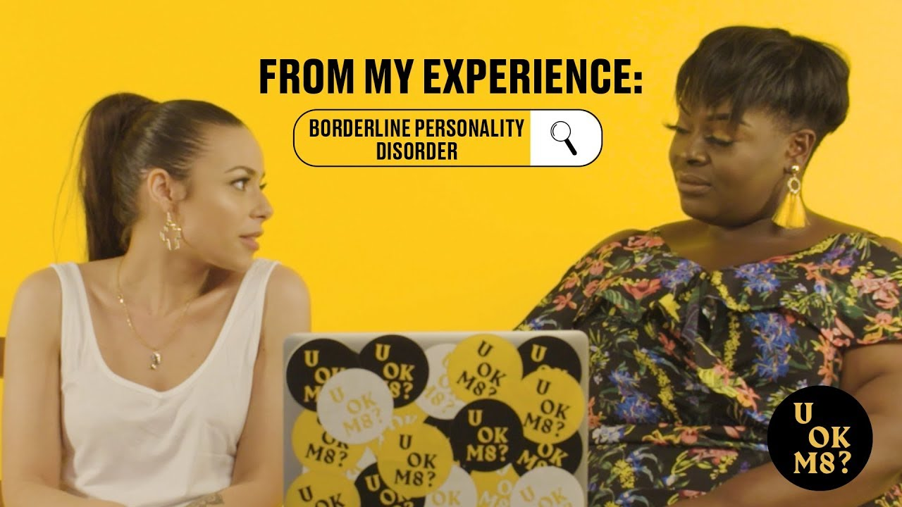 UOKM8? - From My Experience: Borderline Personality Disorder