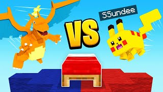 Can we WIN with the SECRET MOLTRES (Pokemon Bedwars)