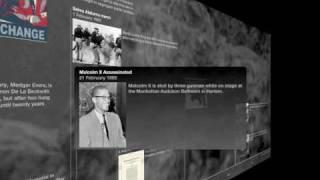 Black Civil Rights 1954-1968 timeline