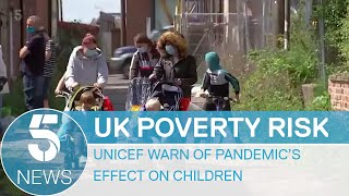 UK facing a 250% rise in poverty levels   5 News