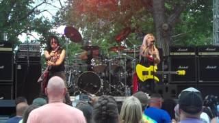 Lita Ford - Gotta Let Go (Live @ Freedom Fest, 6/17/17)