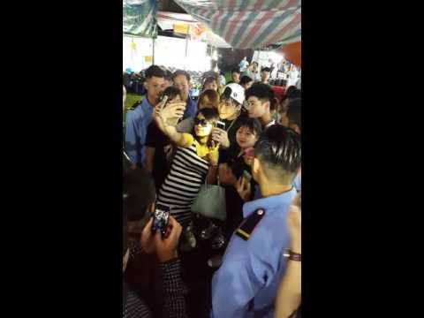 Khánh Phương Tại Hội Chợ Mê Linh-Hà Nội