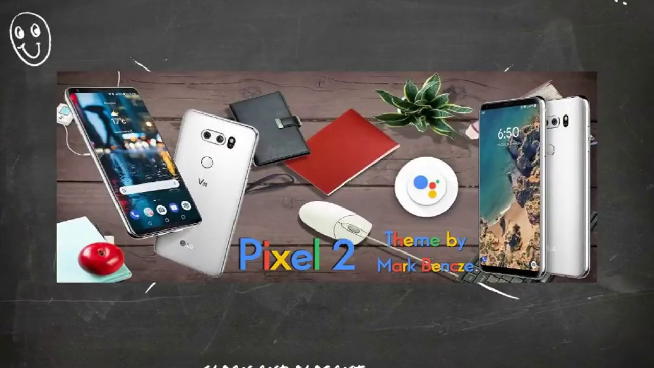Pixel 2 Theme for LG V30 & LG G6 0 Apk Download - com lge