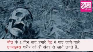 Strange/Unkown Facts About Death In Hindi