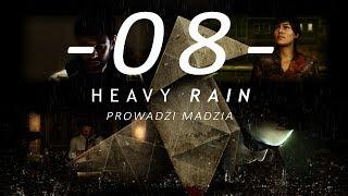 [PS4] Heavy Rain #08 - Gość / Impreza Kramera / Motyl