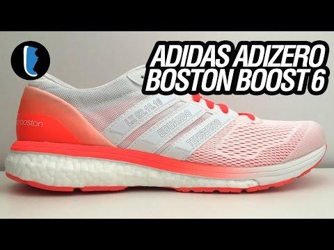 Zapatillas Adidas Adizero Boston 6 para mujer por 66,02
