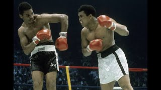 Muhammad ALI v Jimmy YOUNG. APRIL 30th 1976.