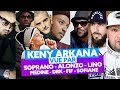 Keny Arkana vue par Alonzo, Sofiane, Soprano, Médine, Lino, Fif et DRK