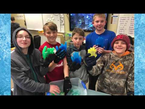 Winter Science Experiment - Freedom Elementary