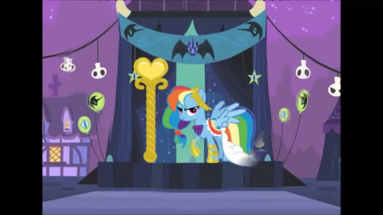 My Little Pony Fashion Show Youtube