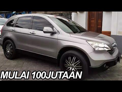 Info Harga Mobil Bekas Honda CRV 2007-2009 | Tampilan Mewah Harga Murah