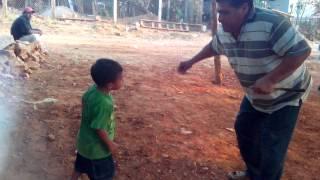 san juan cabeza del rio  baby bailando gangnam style